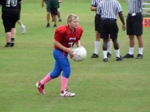Austin Reed football, sebastian middle school eagles football team