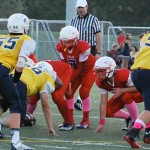 austin reed, austin reed #7, quarterback austin reed, sjmsaa, sebastian Middle school eagles football