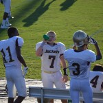 austin reed football, austin reed #7, st. augustine High school jackets football, st. augustine high school, st. augustine high school yellow jackets, high school quarterback, all american quarterback, state of florida quarterback