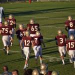 Austin Reed football, austin reed, st. augustine High school Yellow Jackets, St. Augustine High School Jackets, SAHS football, st. augustine High school football, Palatka High School football, palatka High School Panthers, Jackets quarterback
