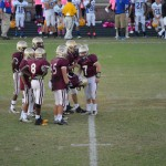 Austin Reed football, austin reed, st. augustine High school Yellow Jackets, St. Augustine High School Jackets, SAHS football, st. augustine High school football, Palatka High School football, palatka High School Panthers, Jackets quarterback