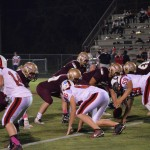 austin reed football, st. augustine high school football, st. augustine high school, jackets football, SAHS jackets football, St. Augustine Jackets football, high school quarterback, Middleburg mustangs football