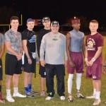 Quarterback Austin Reed, Austin Reed football, SAHS Jackets, SAHS football, Jacekts football, St. Augustine High School Football, St. Augustine High School Jackets, St. Augustine High School Yellow Jackets