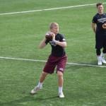 St. Augustine High school football, st. augustine high school, jackets football, SAHS jackets football, SAHS football, quarterback austin reed, SAHS quarterback