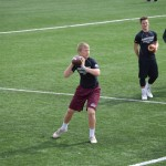 Austin Reed football, debartolo academy, Tampa QB challenge, SAHS jackets football, St. Augustine High School, St. Augustine High School football, elite 11 quarterback