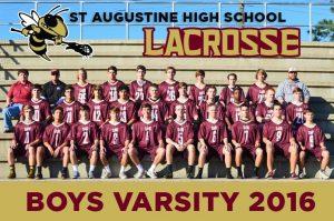 St. Augustine High School, SAHS LAX, SAHS Jackets LAX, SAHS Jackets lacrosse, St. Augustine High School lacrosse, austin reed football, SAHS Jackets football, St. Augustine High School football