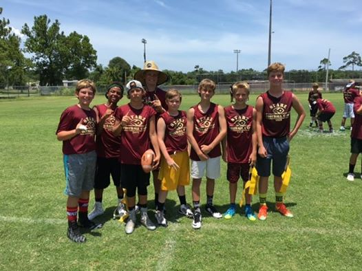 SAHS Jackets, St. Augustine High School, St. Augustine High school football, austin reed, st. augustine high school quarterback