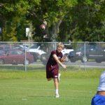Austin Reed football, st. augustine high school jackets football, SAHS Jackets football, SAHS, quarterback, high school quarterback