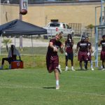 Austin Reed football, st. augustine high school jackets football, SAHS Jackets football, SAHS, quarterback, high school quarterback