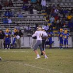 Austin Reed football, quarterback austin reed, SAHS Jackets football, SAHS Yellow Jackets football, Jackets football, Palatka High School Football, Palatka Panthers football