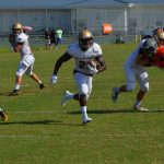 SAHS Yellow Jackets, SAHS Football, St. Agusutine High School, Orange Park HS Raiders