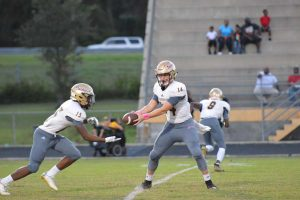 Austin Reed, SAHS Jacket football, St. Augustine High School football, Ed White Commanders, Ed White High School football