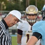 Austin Reed football, St. Augustine High School Football, SAHS football, SAHS Jacket football, Class 6A playoffs