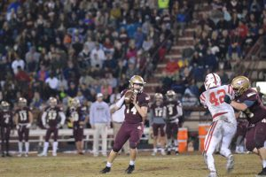 Austin Reed football, SAHS Jacket football, SAHS Yellow Jackets, St. Augustine High School, Crestview HS Bulldogs