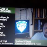 Austin Reed football, Quarterback austin reed, SIU Quarterback, Southern Illinois University, St. Augustine High school yellow jackets football, SAHS Jackets, SAHS football