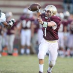 austin reed football, quarterback austin reed, st. augustine high school yellow jackets, ponte vedra high school Sharks, top prep football quarterbacks, jackets football