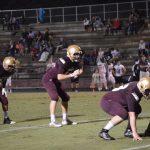 Austin Reed football, st. augustine high school yellow jackets, Jackets football, SAHS jackets football