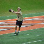 Austin Reed football, St. Augustine High School Yellow Jackets football, sahs yellow jacekts, sahs football, quarterback Austin Reed, SAHS quarterback