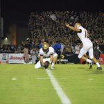 Quarterback Austin Reed, Austin Reed football, St. Augustine High School football, St. Augustine High School Yellow Jackets, SAHS Jacket football, SAHS Jackets, Bartram Trail High School Football, Bartram Trail Bears