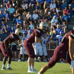 Quarterback Austin Reed, Austin Reed football, St. Augustine High School football, St. Augustine High School Yellow Jackets, SAHS Jacket football, SAHS Jackets, Pedro Menendez High School Football, Pedro Menendez Falcons