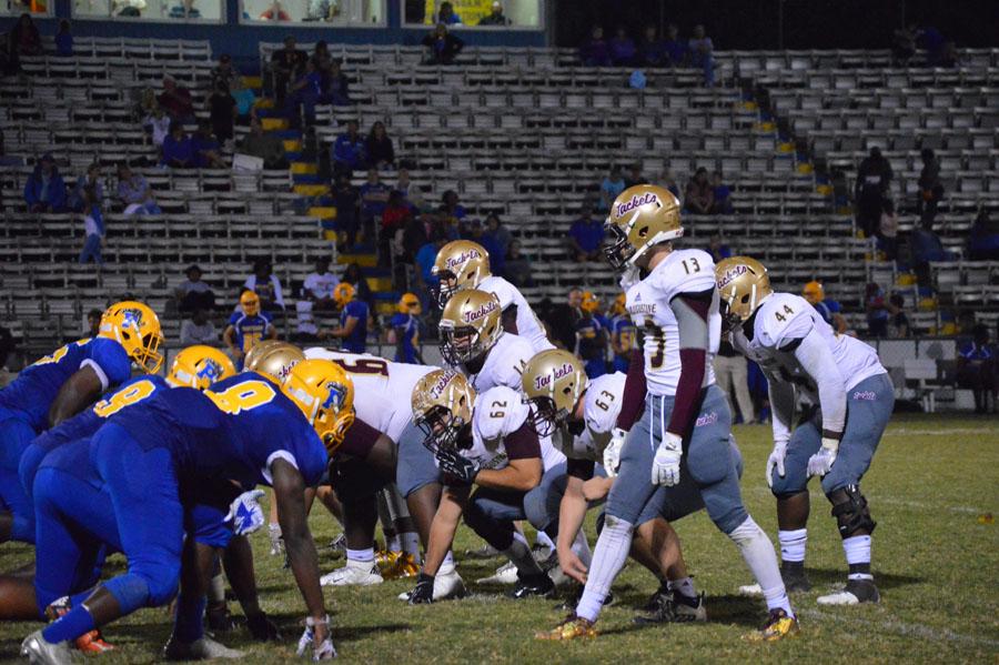Austin Reed football, quarterback austin reed, SAHS Jackets football, SAHS Yellow Jackets football, Jackets football, Palatka High School Football, Palatka Panthers football